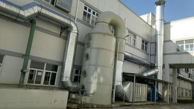 圣美精工(重庆)有限公司VOCs废气治理设备1